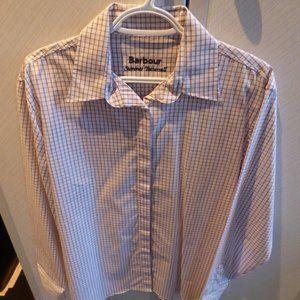 Barbour Summer Tattersalls ladies blouse / shirt